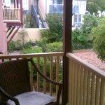 Theresa Room balcony