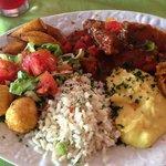 Creole Fish Dish