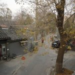 From roof looking out into Hutong