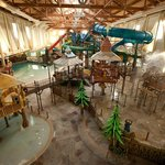 Bear Track Landing Waterpark