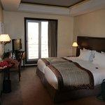 Very nice beds.