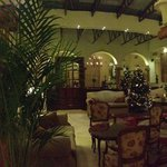 Panorama of the lobby