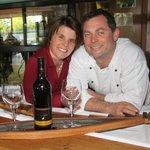 Your Hosts Justine Robertson & Horst Wellmeyer