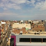 Rooftop view at Costa del sol.