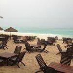 fusion beach seating