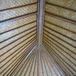 Joli plafond typique