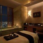 CHI the Spa at Shangri-La - Treatment Suite