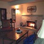 Deluxe Ocean View Suites Living Room