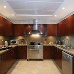 2 Bedroom Apartment - Kitchen