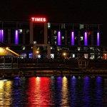 Times Hotel Exterieur Soir