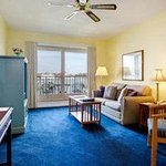 Waterfront King Suite