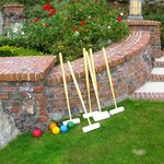 anyone for croquet