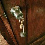 the cute keychain