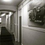 ...2nd floor hallway...