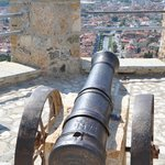 the forthress and view of Prizren city