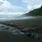 Beautiful quiet beaches