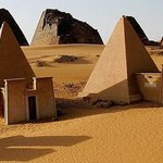 Excavation In Nubia