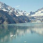 Stunning view in Glacier Bay