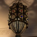 Lantern in the Bahia Suite