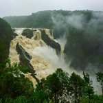 The Barron Falls 3 days ago.