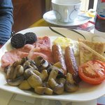 One of the Full Irish Breakfast options