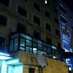 Hotel Montefiore at Night