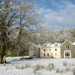 Kilcamb Lodge in the snow
