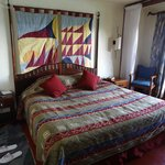 Clean & comfortable bedroom