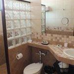 Une très belle salle de bain