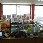 The grocery kiosk