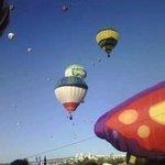 los globos aputo de subir y esta hermosisismo