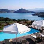 Esterni: La nostra piscina panoramica