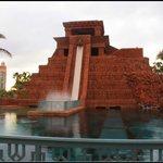 Le temple Maya.