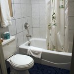 Mt Whitney bathroom