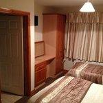 Very clean & warm room