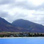 Lahaina Shores from the submarine water-shuttle