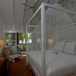 Mustique Room at Sugar Reef's Beach House