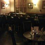 Fantastic restaurant area.
