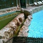 the spa pool yuck
