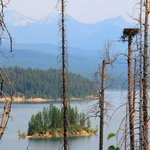 Eagle's Nest in Flathead National Forest, Montana