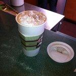 Snicker-doodle Latte