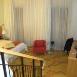 Bi-level Room
