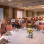 Flexible meeting and event space at the Hilton Garden Inn Mountain View hotel