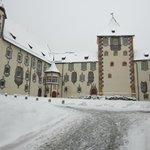 castillo de Hohe Schloss en Füssen