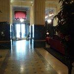 reception hôtel