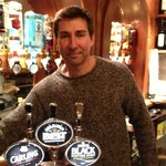 Neil, owner and barman