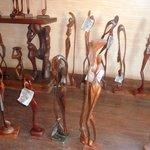 Statuettes de Tamsir Gueye