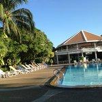 Patong Resort Hotel piscina ala nuova