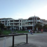 Cabarita Hotel is a couple hundred beach dune walk from Motel
