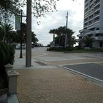 Just steps across the street to the beautiful Siesta Beach!